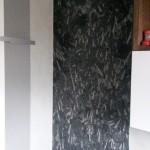 fossil black antykowany