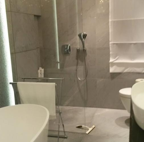 Palissandro Bluette – łazienka.