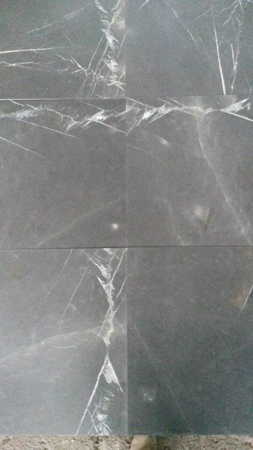 GRAFITTE/PIETRA GREY 60x60x2cm szlifowane