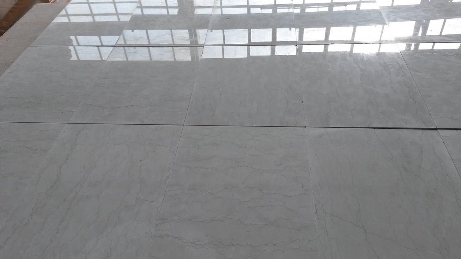 PERLINO BIANCO/BIANCONE 30,5x40x1,5cm polerowane